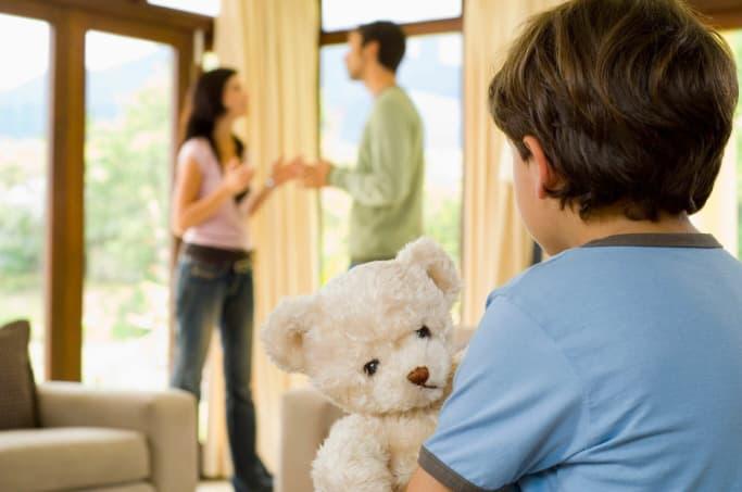 help children understand divorce