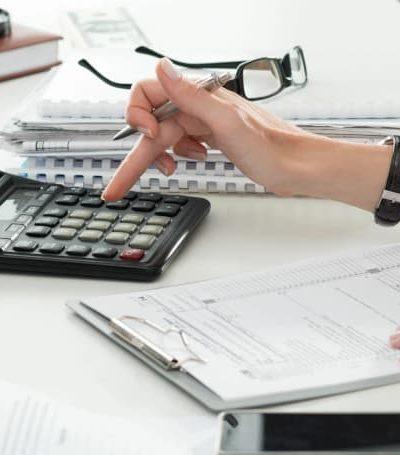 financial audit of divorce settlement