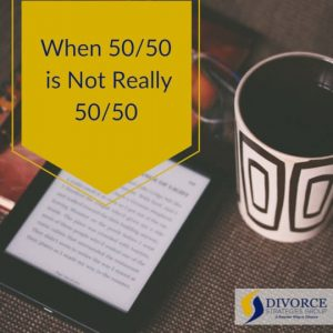 When 50/50 is Not Really 50/50